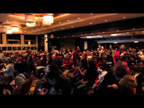 Crees converge at the Truth & Reconciliation Commission's National Event in Montreal