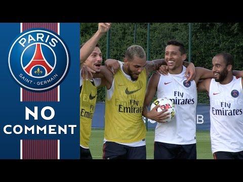 NO COMMENT - LE ZAPPING DE LA SEMAINE with David Luiz Ben Arfa Marquinhos