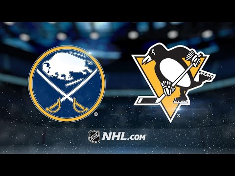 Malkin, Jarry lead Penguins past Sabres, 5-1