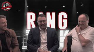 RING TALK - EPISODE 40 - GOODWIN BOXING - 1st November 2018