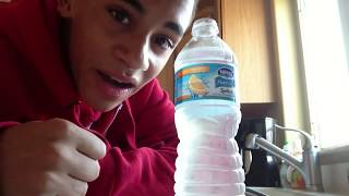 The Water Bottle challenge(Drinking water in under 2 seconds)