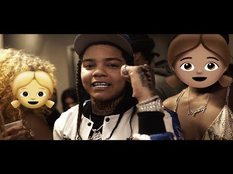 Young M.A  Thotiana  Remix (Official Music Video)