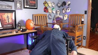 Michael Myers Gets a Gaming Chair