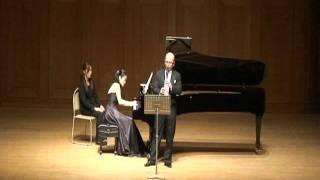 Ernest Chausson:ANDANTE et ALLEGRO ショーソン作曲 アンダンテとアレグロ