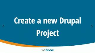 Creating, Building, Testing and Deploying Drupal 8