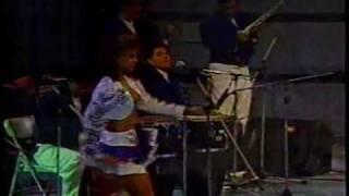 FESTIVAL DE VIÑA 1992,(1/8) LA  BANDA BLANCA, RITMO PUNTA #1