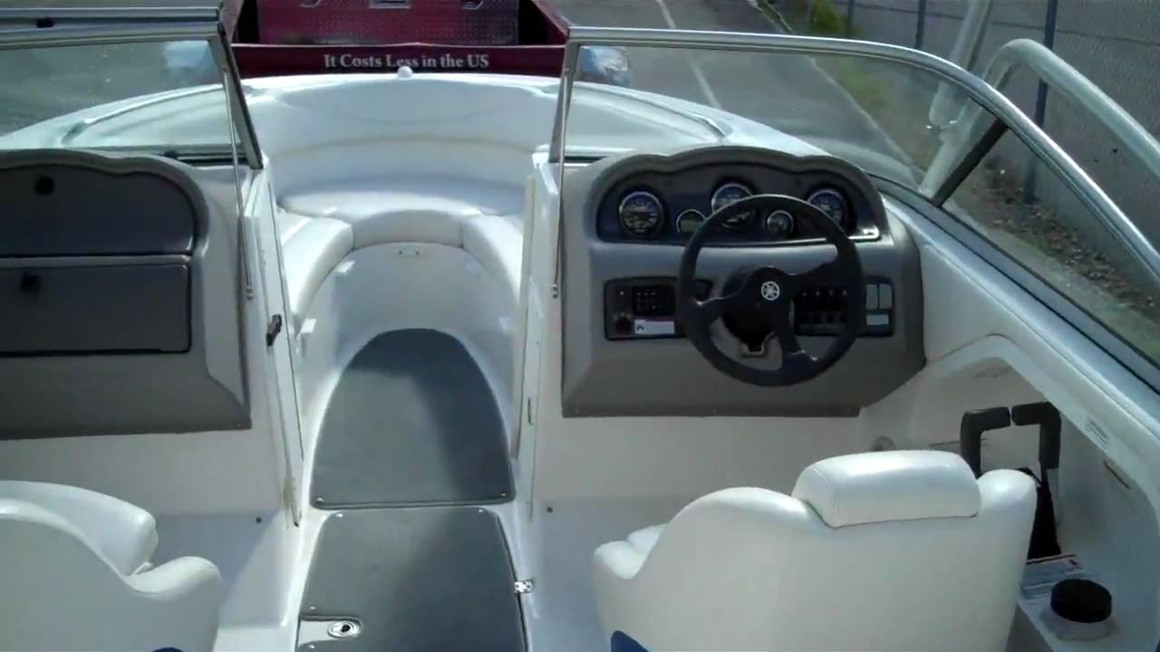 Gas Gauge Not Working >> Yamaha SX230 twin engine jet boat - YouTube
