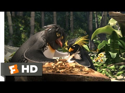 Surf's Up - Building Cody's Board Scene (4/10) | Movieclips