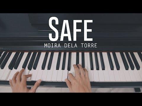 Safe - Moira Dela Torre (Piano Cover)