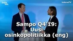 Sampo Q4'19: Vakaata menoa ja uusi osinkopolitiikka (eng)