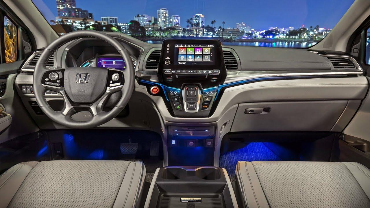 2021 Honda Odyssey - INTERIOR