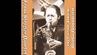 Frank Strozier Quartet - 1977-12-01, Live in Laren