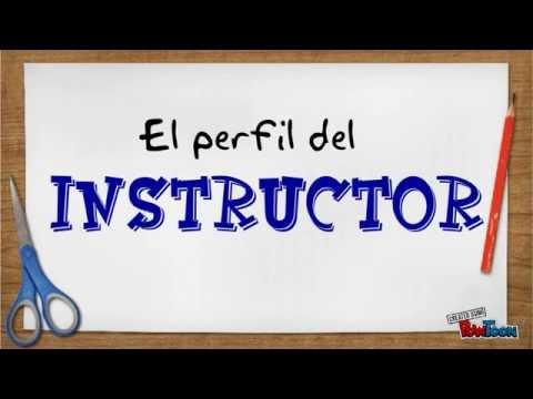 Perfil del instructor en capacitación