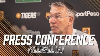 Millwall (a) | Nigel Adkins Press Conference