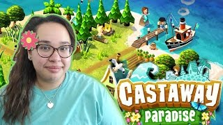 Castaway Paradise Steam Game | One Messy Beach Ep.1