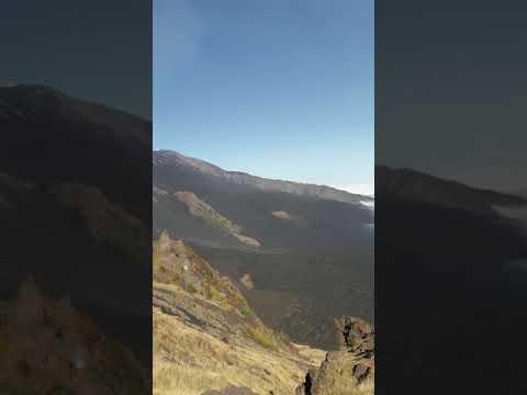 La Valle del Bove - Etna