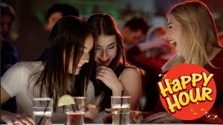 The best 8 hours of restaurant bar background noise with music for comfort