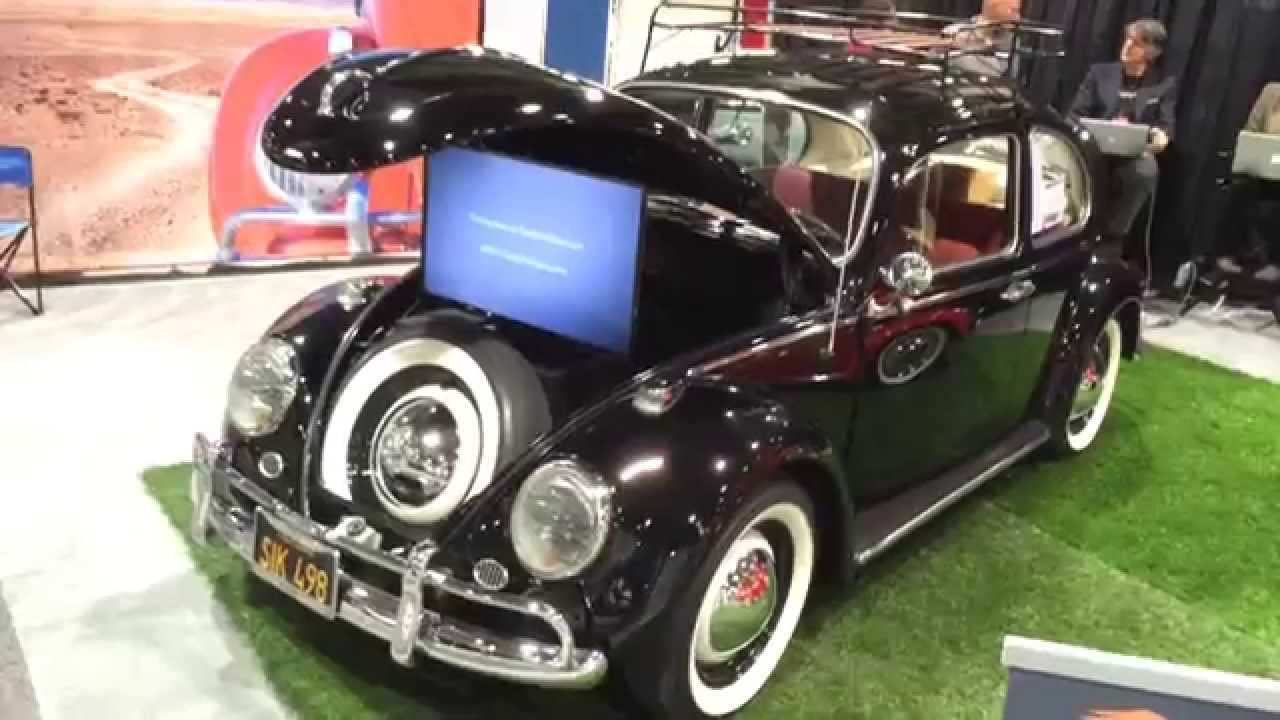 Electric vw bugs