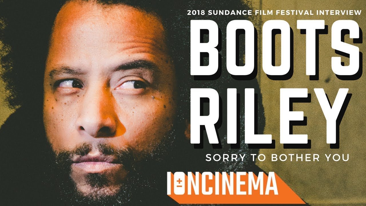 Interview Boots Riley Sorry To Bother You