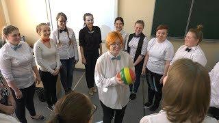 Урок для студентов по основам организации игровой деятельности детей
