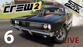 The Crew 2 gameplay