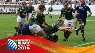 [HIGHLIGHTS] Ireland 18-25 France in Women