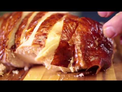How to Carve a Turkey   The Chew