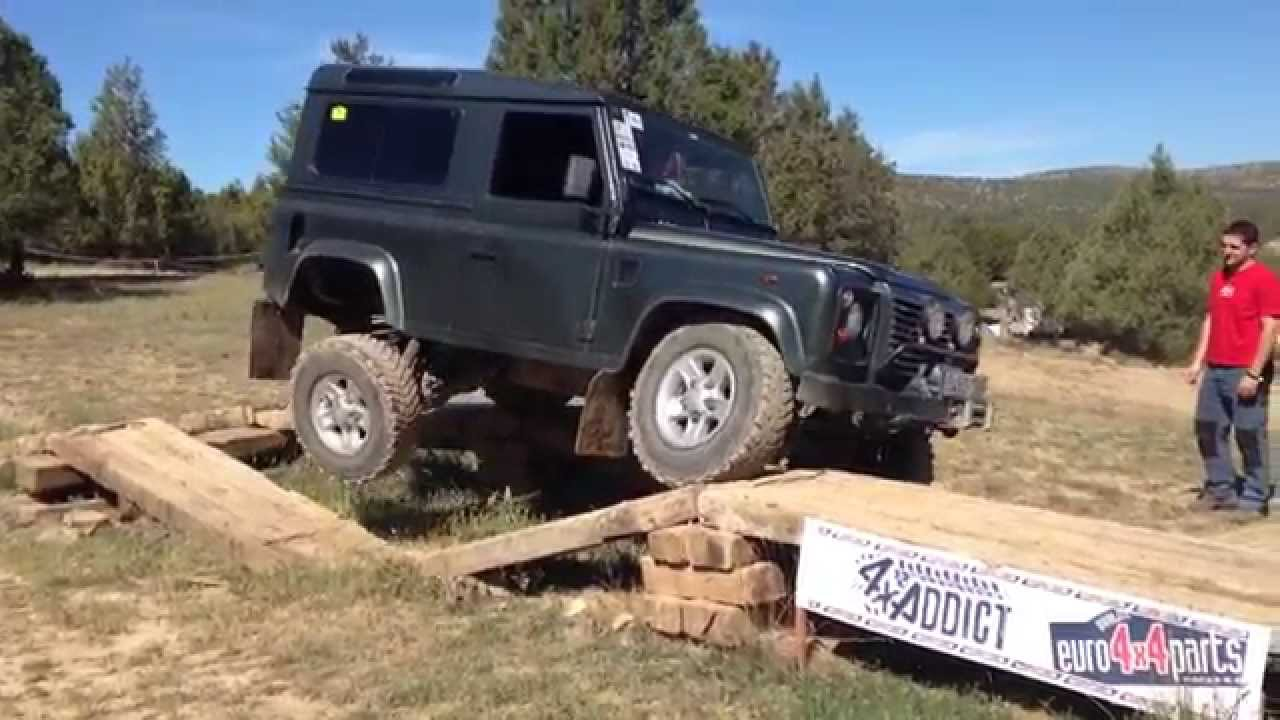 Land Rover Defender 90 Td5 Vs Defender 300 Tdi Vs