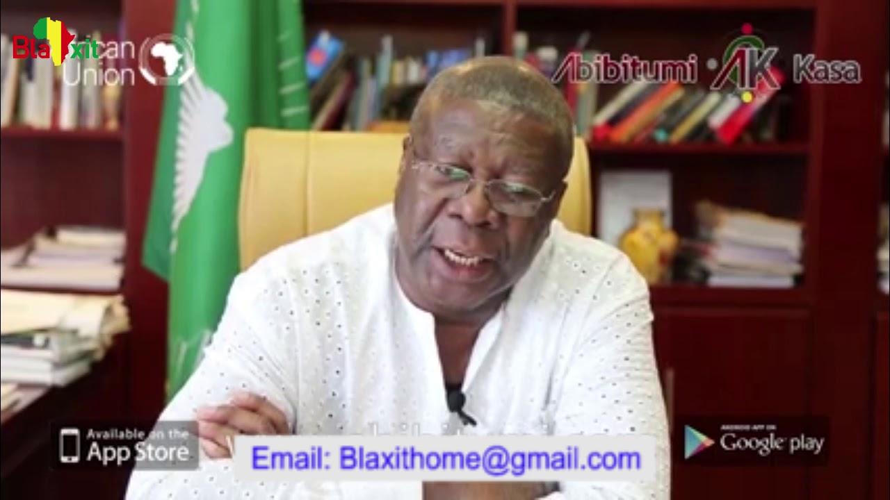 Q&A AU Deputy Chair Hon Kwesi Quarterly & Dr Kambon- Abibitumi TV