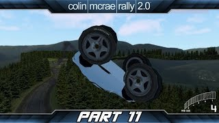 Colin McRae Rally 2.0 (Part 11 - FINALE) - The Bizarre Features - Thunder