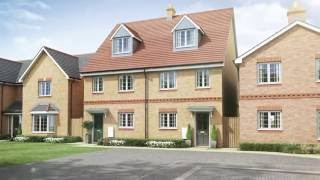 Taylor Wimpey at Lilley Meadow, Southam
