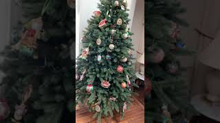 Balsam hill Christmas tree review Vermont white spruce