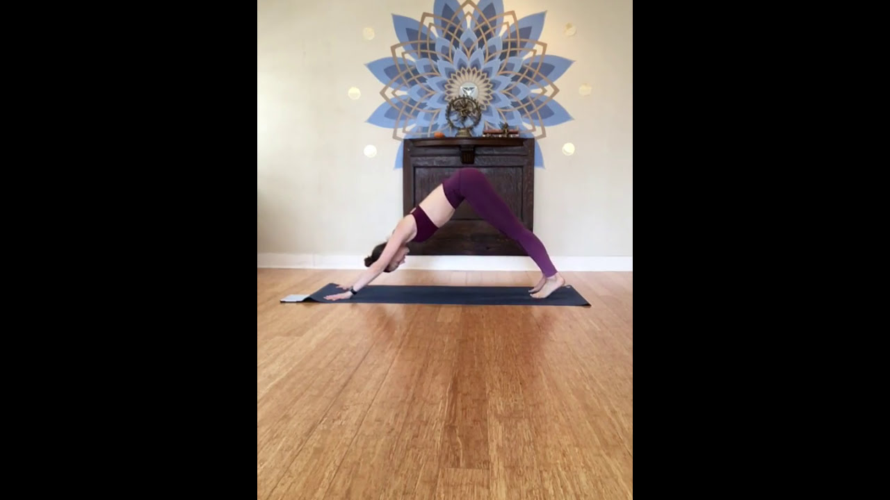 Yoga for Runners - 15 minute sequence