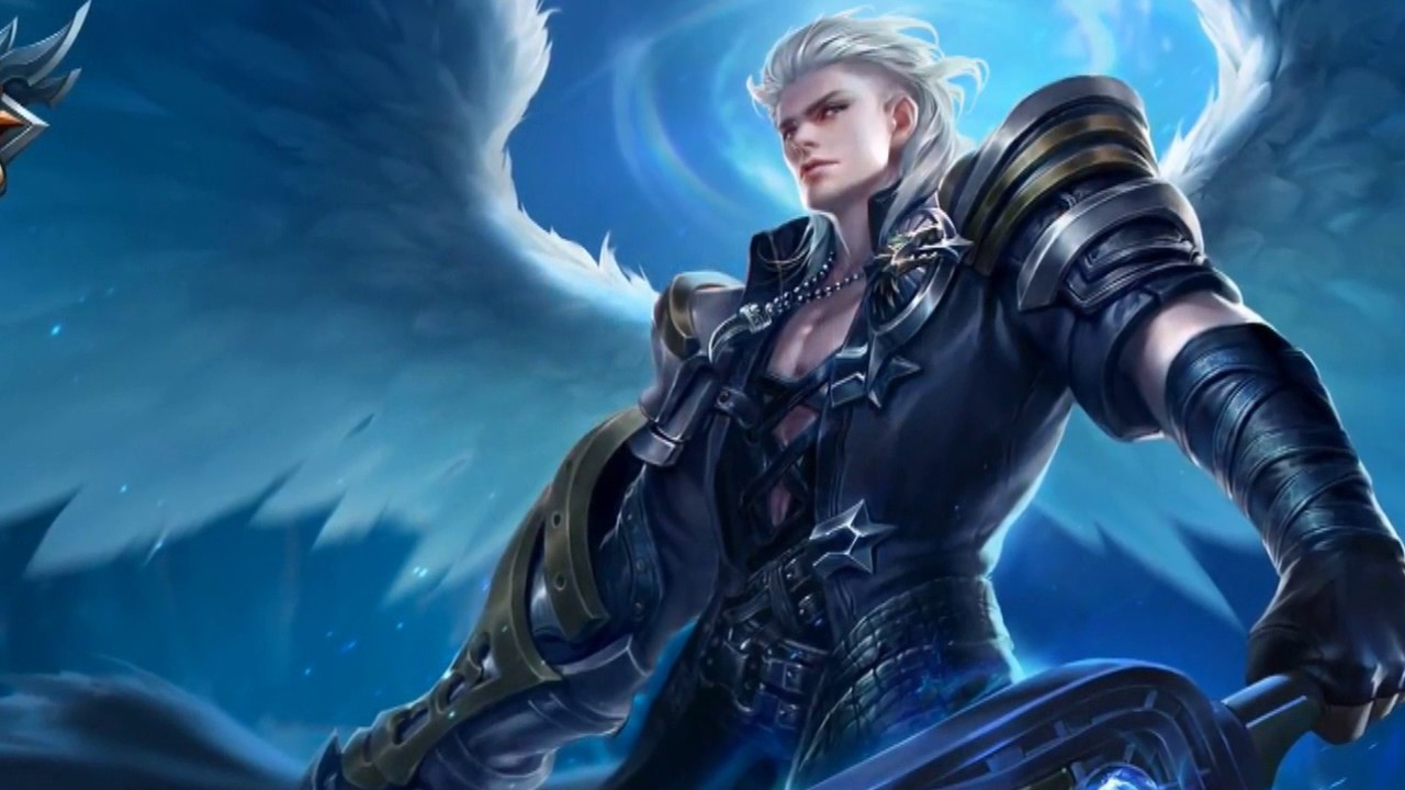 Alucard Mobile Legends Child Of The Fall Wallpaper Alucard New Skin Mobile Legends Youtube