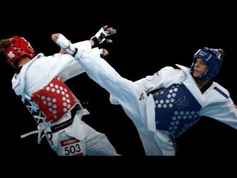 Best Taekwondo fight