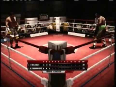 Fight Night Champion Legacy Mode Part 3: Act a Fool