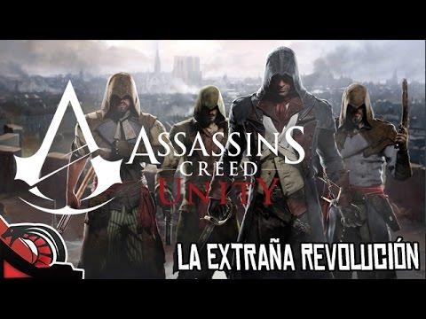 LA EXTRAÑA REVOLUCIÓN   Assassin´s Creed Unity - Review Pc SIN SPOILERS