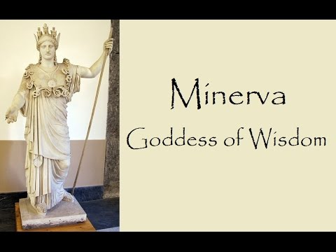 Roman Mythology: Story of Minerva