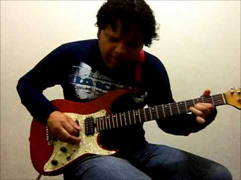 """Bleeding"" by Ricardo Miranda Guitarra"