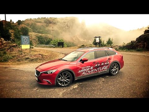 mazda 6 4x4 adventure in macedonia kosovo youtube. Black Bedroom Furniture Sets. Home Design Ideas