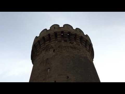 Round Tower(Castle) at Mardakan(Baku) Azerbaijan