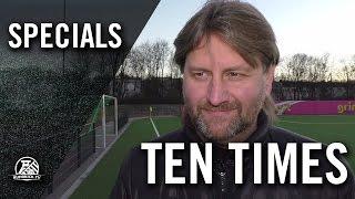 Ten Times mit Thorsten Möllmann (Trainer TVD Velbert)  RUHRKICKTV