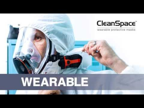 CleanSpace® Family of Powered Air Purifying Respirators (PAPR)