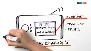 Wie funktioniert Sendersuchlauf bei DAB? | MDR