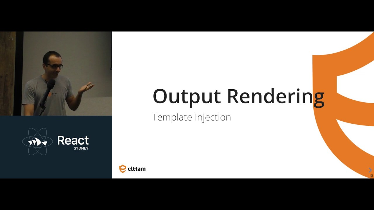 Client-side Template Injection