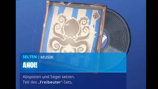 Fortnite Season 8 Neu AHOI! AHOY! Menü Soundtrack Epic Games OST Theme