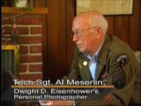 Al Meserlin: WWII General Dwight D. Eisenhower's Personal Photographer