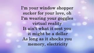 feels lyrics - katy perry