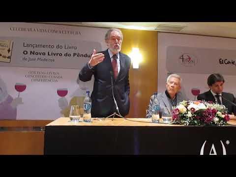 Palestra de José Medeiros sobre