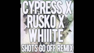 Shots Go Off (Whiiite Remix) - Rusko x Cypress Hill (Audio) | WhiiiteOfficial
